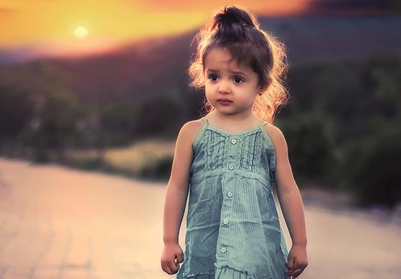 Odnos do otrok kaže dušo človeka