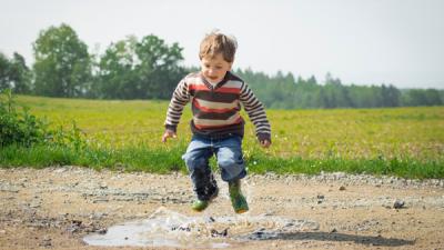 Trma in bes pri otrocih