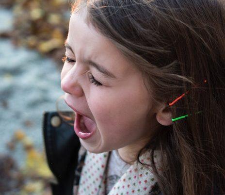 Otroci in jeza