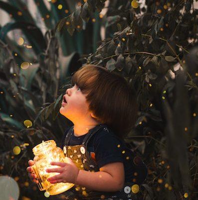 Otrok in čustva